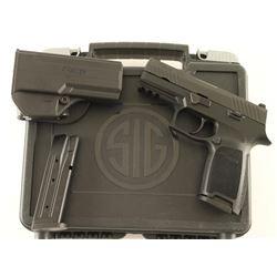 Sig Sauer P320 9mm SN: 58C100609