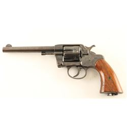 Colt 1892 New Army .38 LC SN: 5121