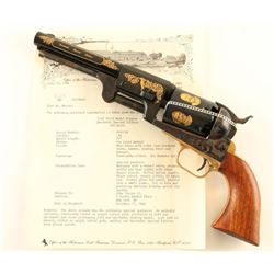 Colt 3rd Model Dragoon Garibaldi Edition 44