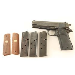 Colt Commander .45 ACP SN: CLW041755