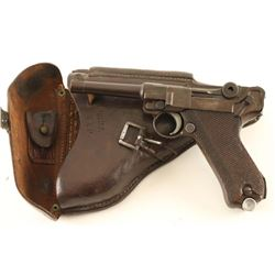 Mauser P.08 'S/42' 9mm SN: 9959n