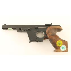 Walther Model GSP .22 LR SN: 54395