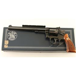 Smith & Wesson 48-4 .22 Mag SN: 86K6846