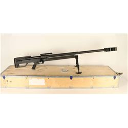 Steyr HS .50 BMG SN: HS1001074