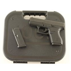 Glock 42 .380 ACP SN: ACUF289