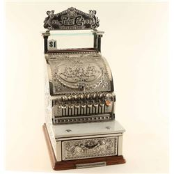 Antique Pepsi-Cola Cash Register