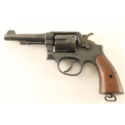 Smith & Wesson Victory .38 Spl SN: V258245