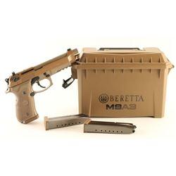 Beretta M9A3 9mm SN: B008174Z