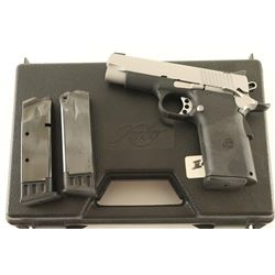 Kimber Pro Carry Ten II .45 ACP SN KPS11286