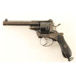 Vergara Y Garate Pryse Pattern Revolver .50