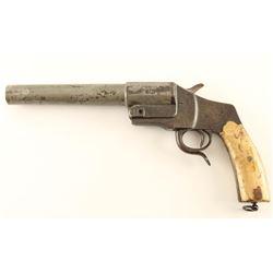 Hebel Model 1894 26.5mm Signal Pistol