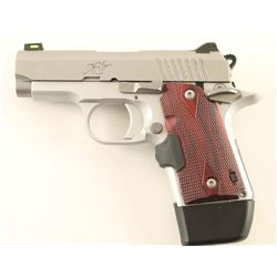 Kimber Micro 9 9mm SN: PB0137374