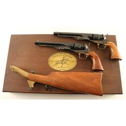 Colt US Cavalry Commemorative 1860 Army Set