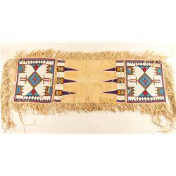 Cheyenne Beaded Saddle Bags