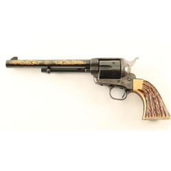 Colt Single Action Army .44-40 SN: 3180WC