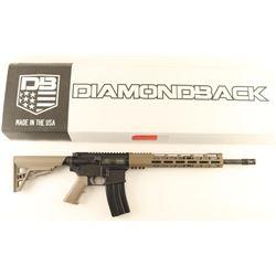 Diamondback DB15 5.56mm SN: DB1915078