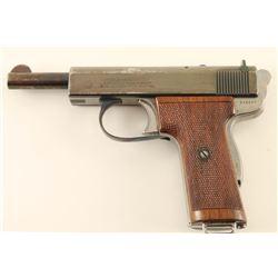 Webley & Scott Model 1909 9mm SN: 115187