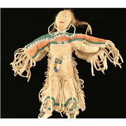 Plains Indian Doll