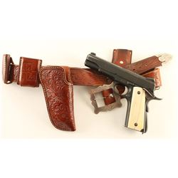 Colt 1911A1 .45 ACP SN: 772709
