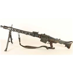 German MG 42 8mm LMG Display Gun