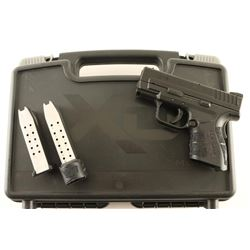 Springfield XD-9 Mod 2 9mm SN: GM942049