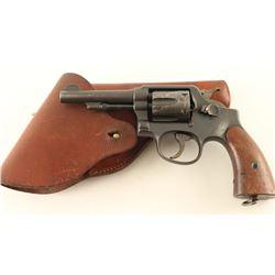 Smith & Wesson Victory .38 Spl SN: V344812