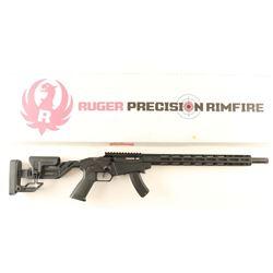 Ruger Precision .22 LR SN: 840-24721