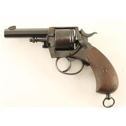 Dutch Police Revolver 9.4mm SN:1828