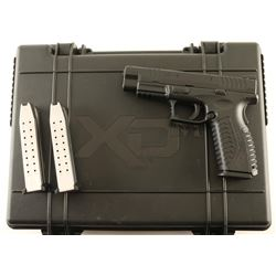 Springfield XDM-9 9mm SN: MG422639