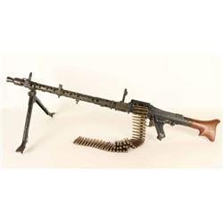 German MG 34 8mm LMG Display Gun