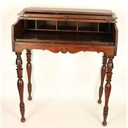 Covered Wagon Era Spinet Desk