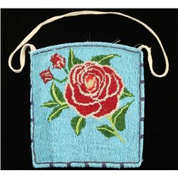 Shoshone Beaded Bag