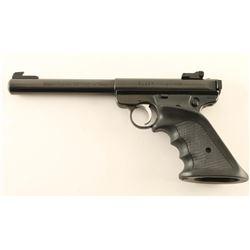 Ruger Mark II Target .22 LR SN: 215-50439
