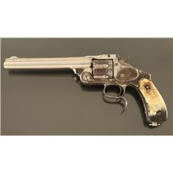 Smith & Wesson No. 3 Russian Brevette .44