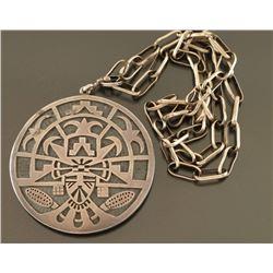 Double sided Hopi Necklace