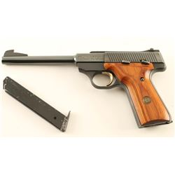 Browning Challenger II .22 LR SN 655RN06238