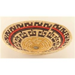 Paitue Basket with Concho