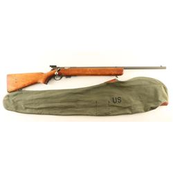 Mossberg Model 44 U.S. .22 LR SN: 113728