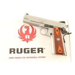 Ruger SR1911 .45 ACP SN: 670-90256