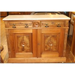 Antique Victorian Dining Buffet
