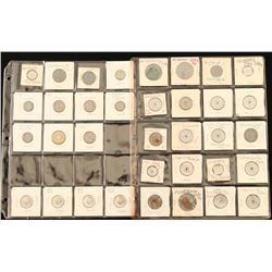 Lot of Sales Tax Tokens