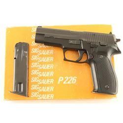 Sig Sauer P226 9mm SN: U116145