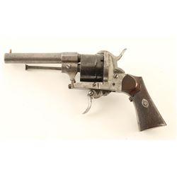 FA Larranaga E Hijo Pinfire Revolver 9mm