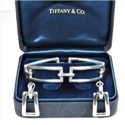 'TIFFANY & Co.' Italian Made Sterling Silver
