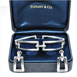 'TIFFANY & Co.' Italian Made Sterling Silver