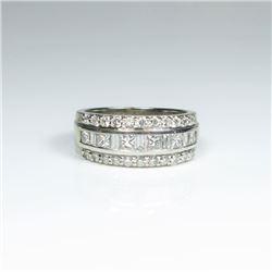 Brilliant 'KALLATI' Designer Diamond Ring