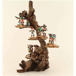 Collection Miniature Kachinas