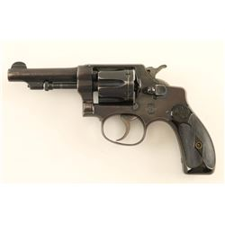 Smith & Wesson .32 Hand Ejector SN: 318335
