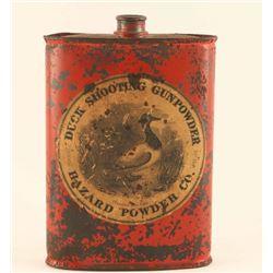 Hazard Powder Tin