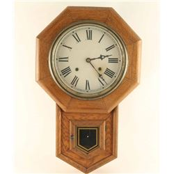 Vintage Sessions Wall Clock